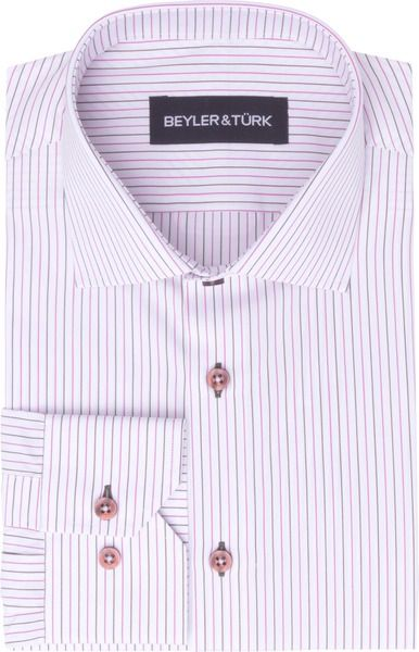 Beyler and Turk made to measure shirts