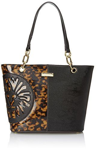 Anne Klein Double Trouble Tote Shoulder Bag, Brown/Multi, One Size Anne Klein http://www.amazon.com/dp/B00YAFKY2A/ref=cm_sw_r_pi_dp_dgfdwb05SE8VA