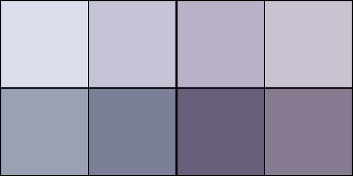 Pewter Violet Mauve Pantone Google Search Paint Colors