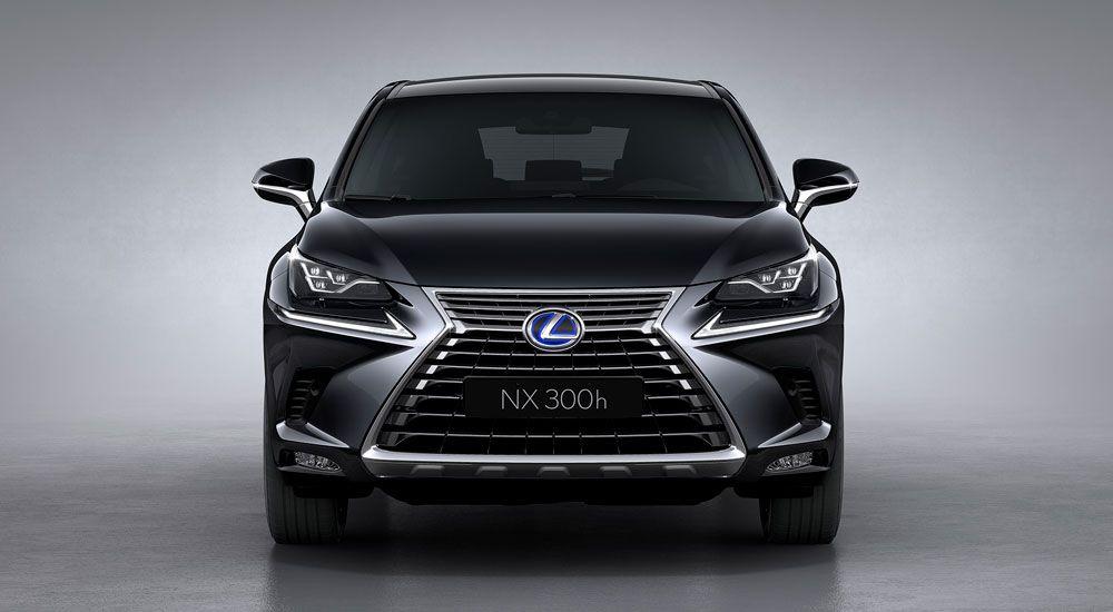 Introducing the Updated 2018 Lexus NX & NX F SPORT Lexus