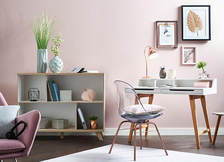 einrichten in den farben des jahres serenity und ros. Black Bedroom Furniture Sets. Home Design Ideas