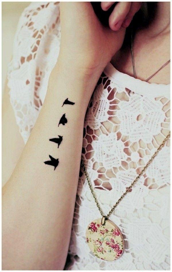 Pin By Serpil Sen On Tattoos Bird Tattoo Wrist Wrist Tattoos Small Tattoos