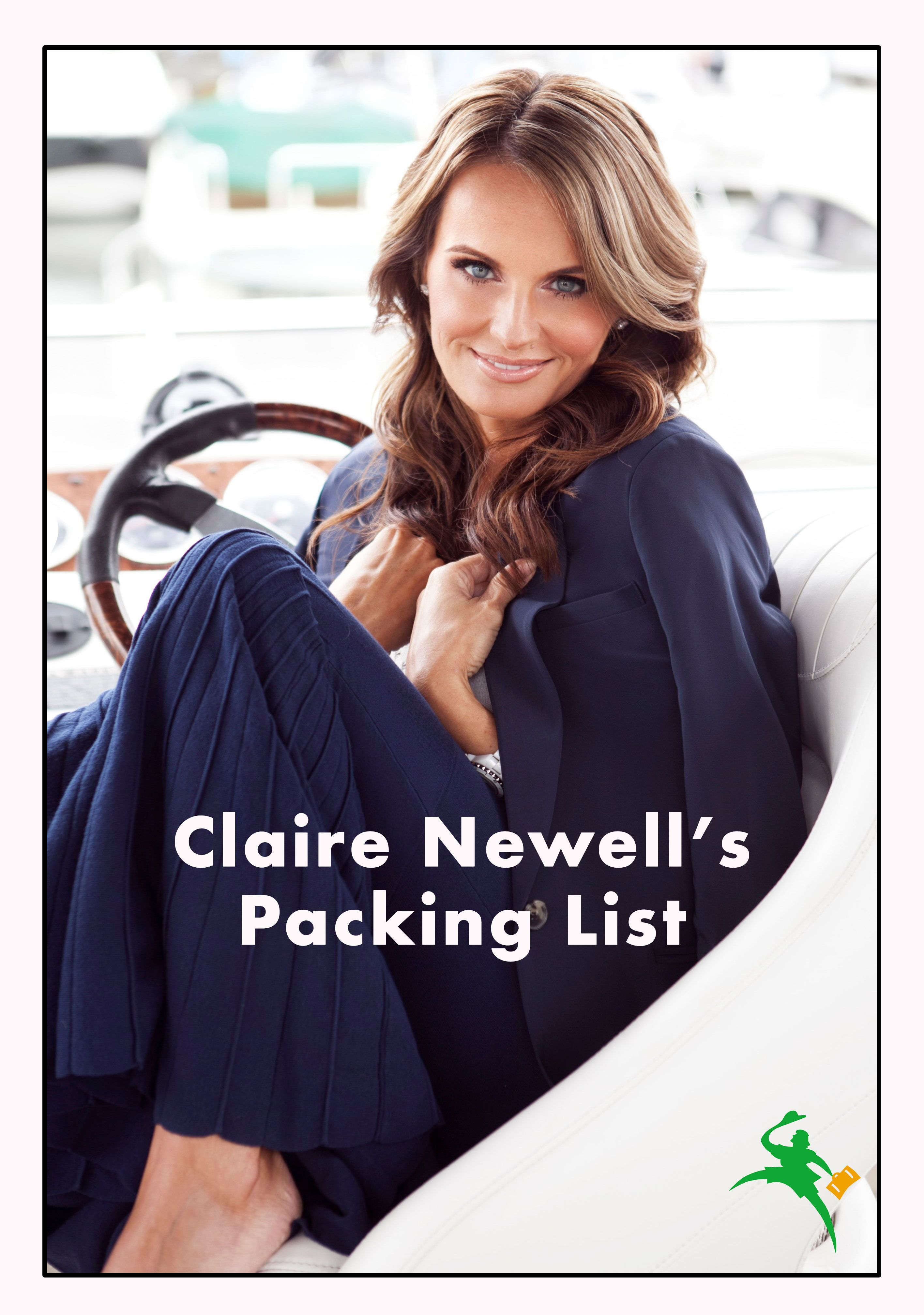 Pack for your next trip like travel expert, Claire Newell   #PackLikeaPro