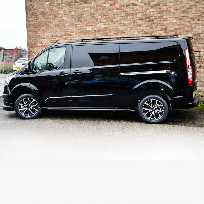 Swiss Vans Large Uk Ford: SUV / Bakkies / Utility Vehicles