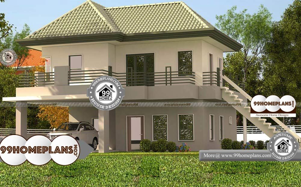 2000 Sq Ft Indian House Plans 2 Story 2000 sqftHome
