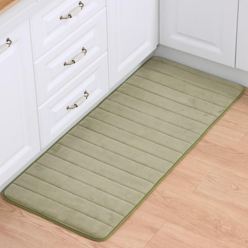 Shower Mats Microfibre Memory Foam Non Slip Bathroom Shower