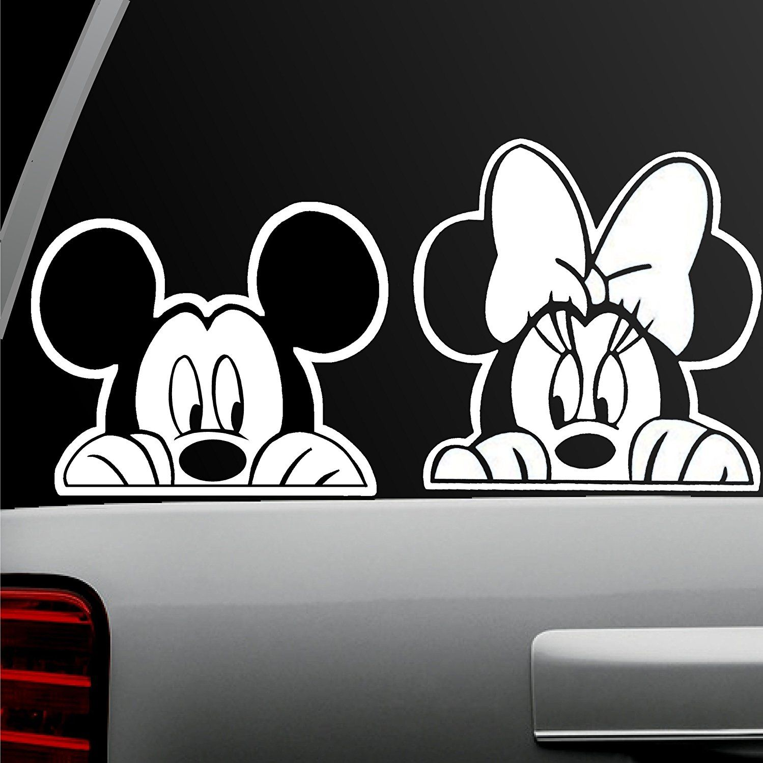 Mickey minnie mouse window clings ❤ ❤ ❤ ❤️