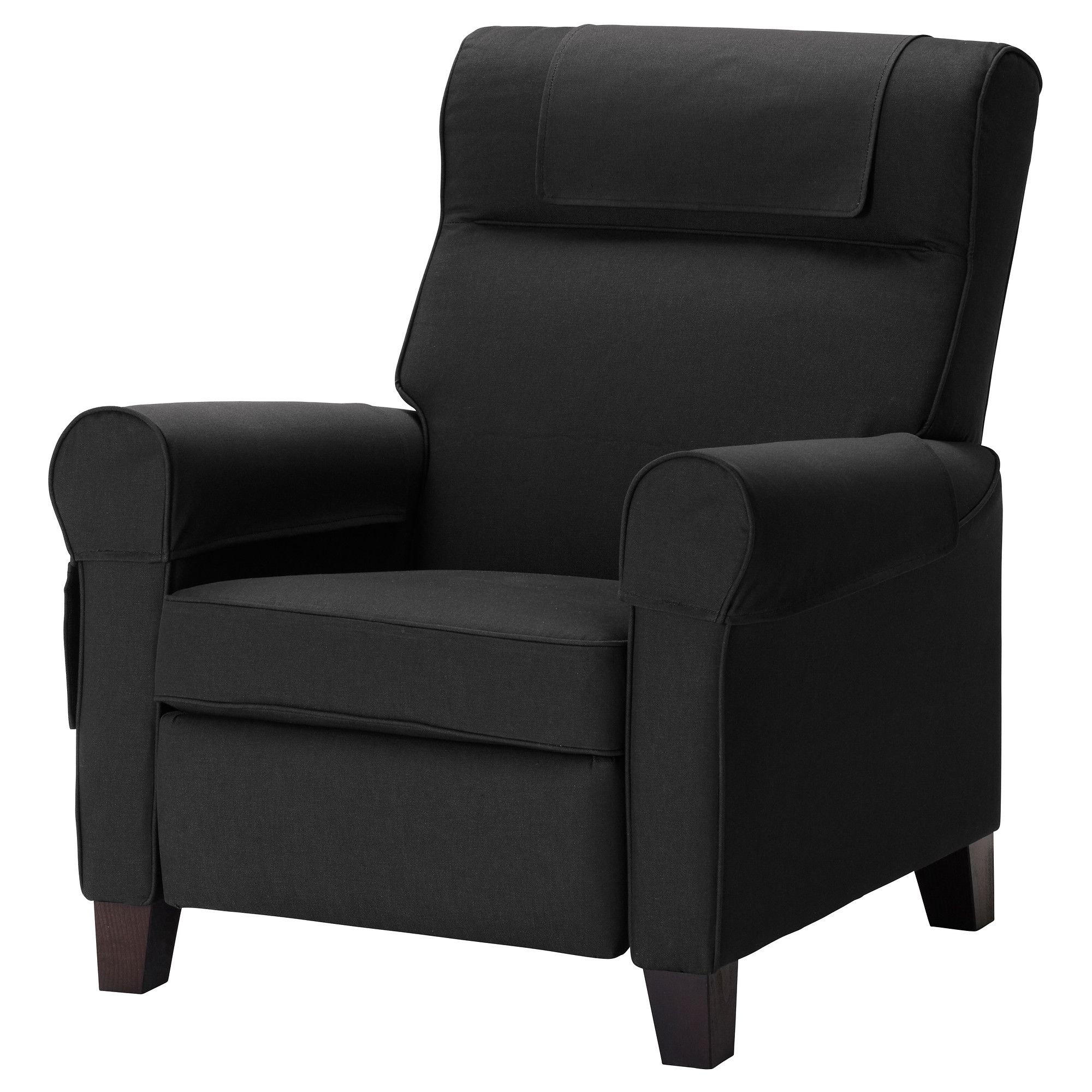 Sessel Muren Muren Chair Idemo Black Ikea 299 Cabin Living Sessel