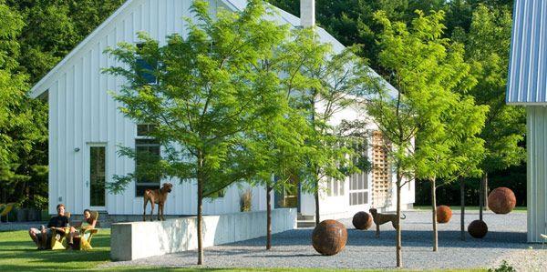 wagner hodgson modern landscape design garden