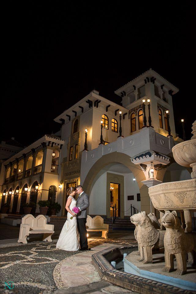 Casa De Espana Boda En Viejo San Juan Puerto Rico House Styles