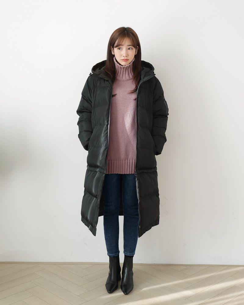 Dahong(MT) Winter #Soyeon style 5  Korean winter outfits