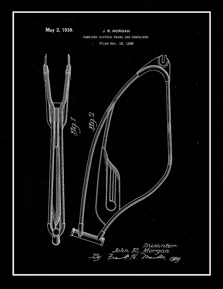 Pin by Domi Art on Fork Patent prints