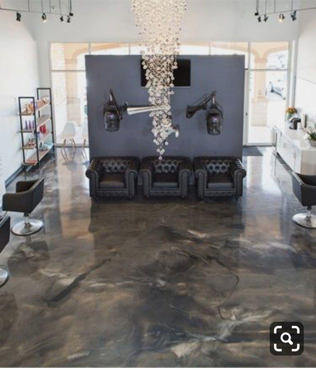 Love this flooring  Salon suites decor, Hair salon decor, Hair