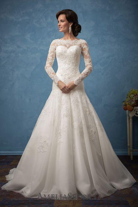 Wedding Dress Fabianna Ameliasposa Wedding Dress Long Sleeve Trendy Wedding Dresses Wedding Dresses