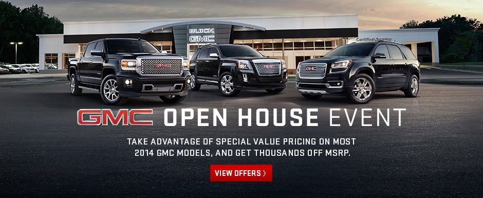Gmc Open House Event At Geoff Penske Buick Gmc Http Www
