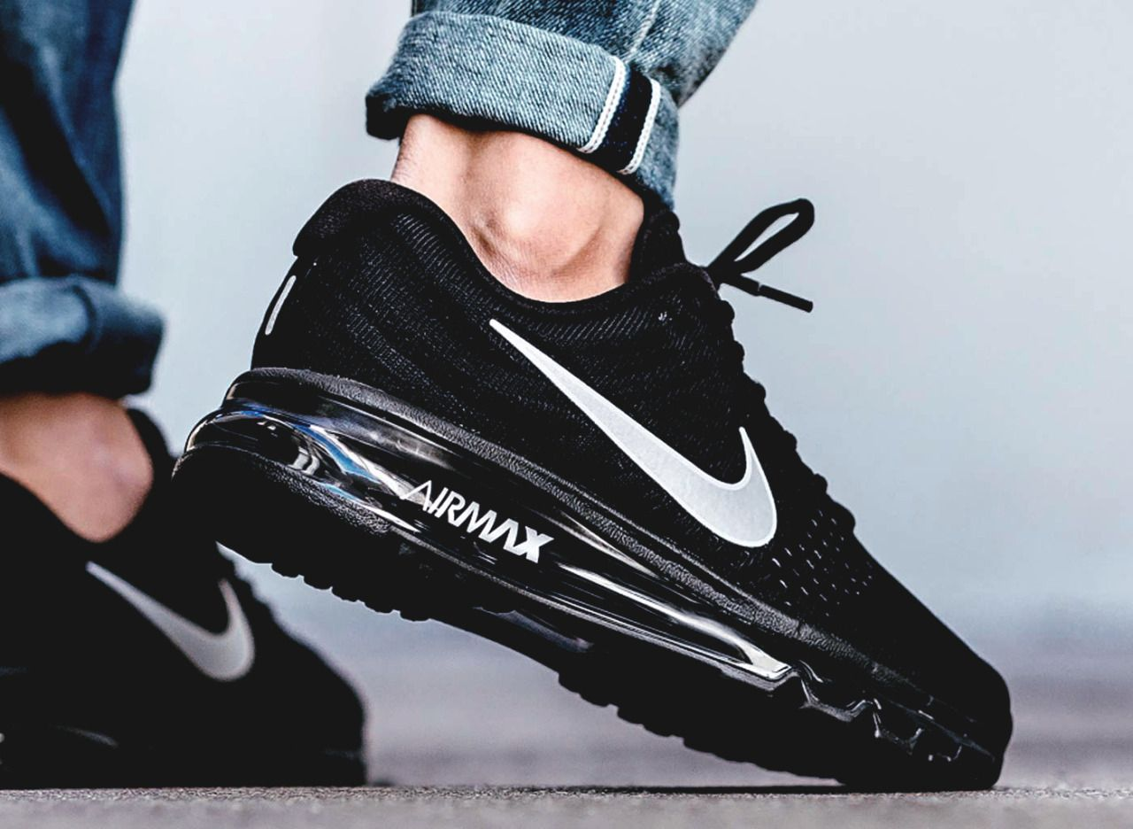 "cheaper 1b11d c4ca9 unstablefragments2 ""Nike Air Max 2017 Black  White (via Kicks-daily.com)  """