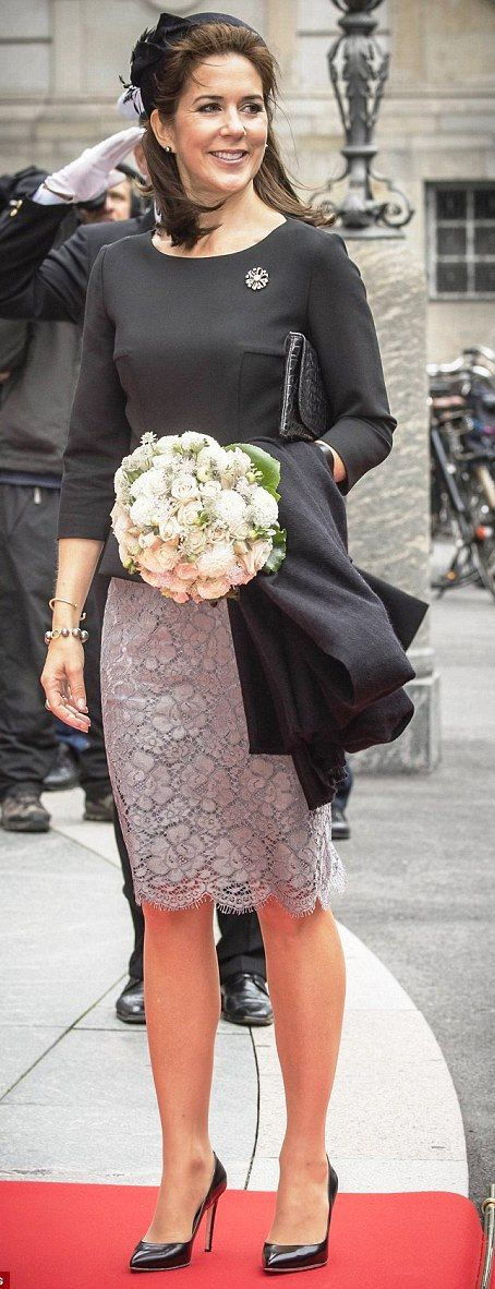 I-Love-Royal-Families • stylebook-of-princess-mary: Crown Princess Mary...