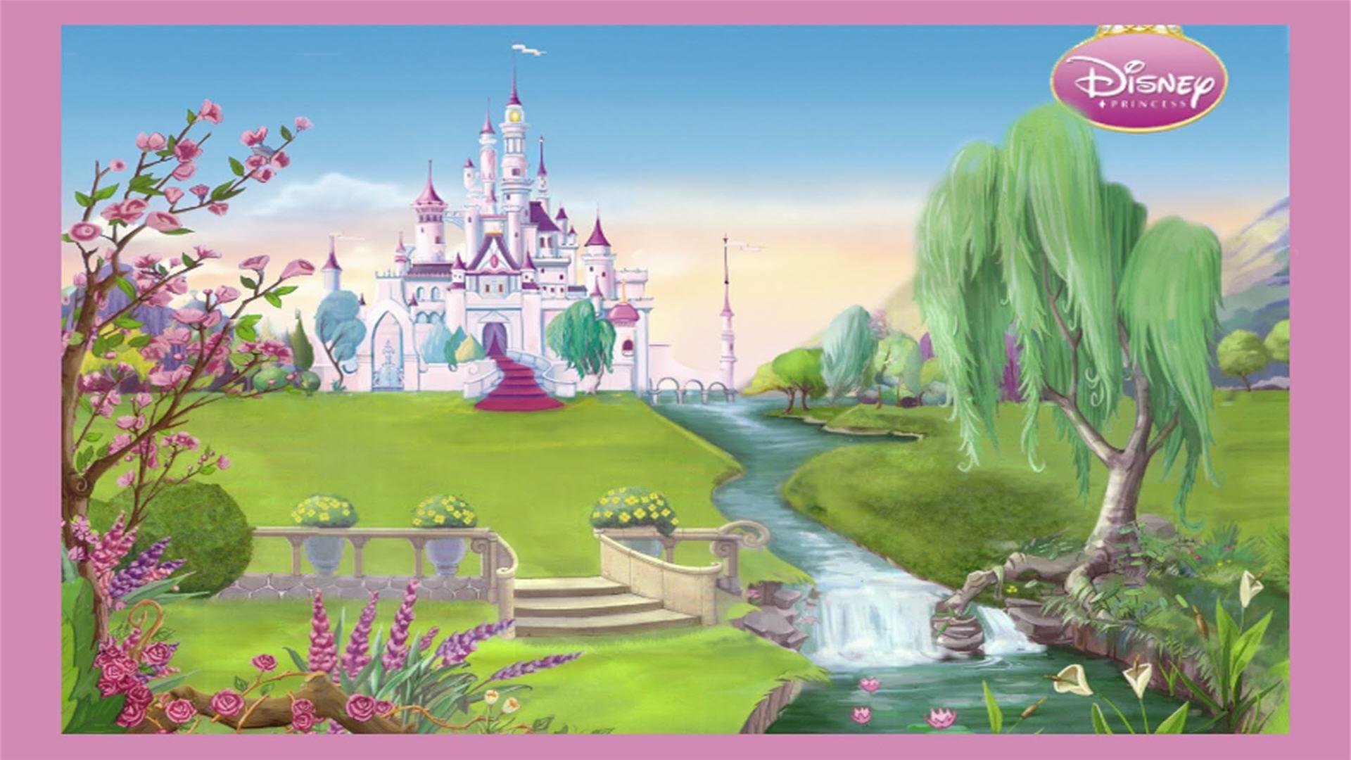 Castle Wallpaper Princess Architecture Castles Wallpapers Albums Disney Princess Castle Castle Background Disney Princess Background