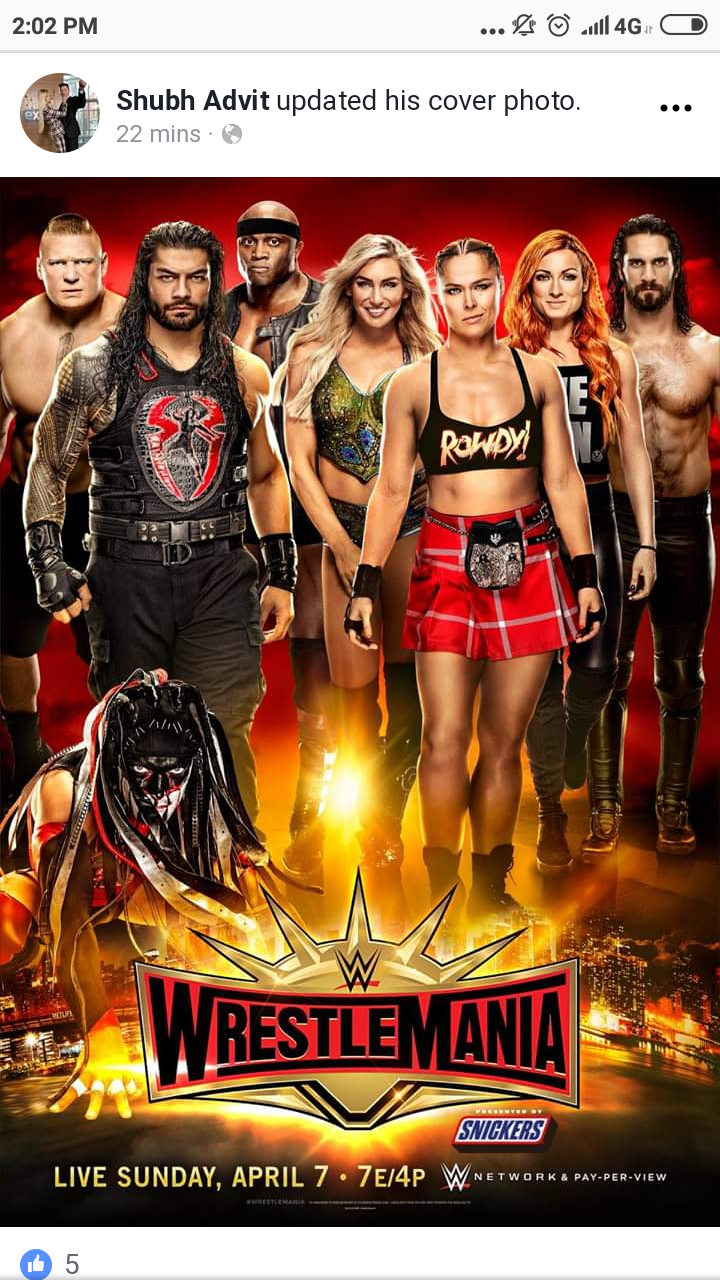 Watch Wrestling Live Event Watchwrestling Asia Click Here Wrestlemania 35 Wrestling Wwe Wrestlemania