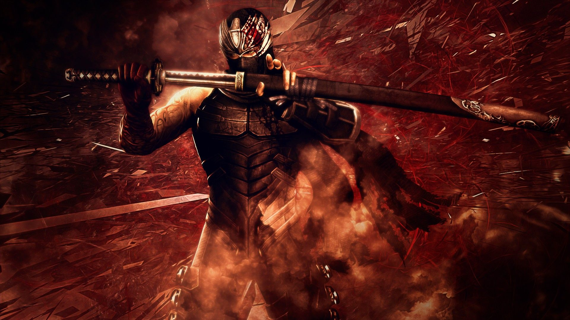 Ninja Gaiden HD Wallpapers Backgrounds Wallpaper