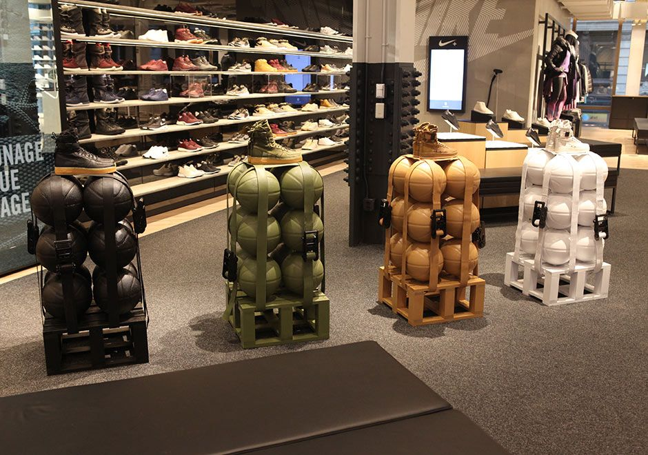 Inside The Nike SoHo Store In New York City Page 2 of 5 - SneakerNews.