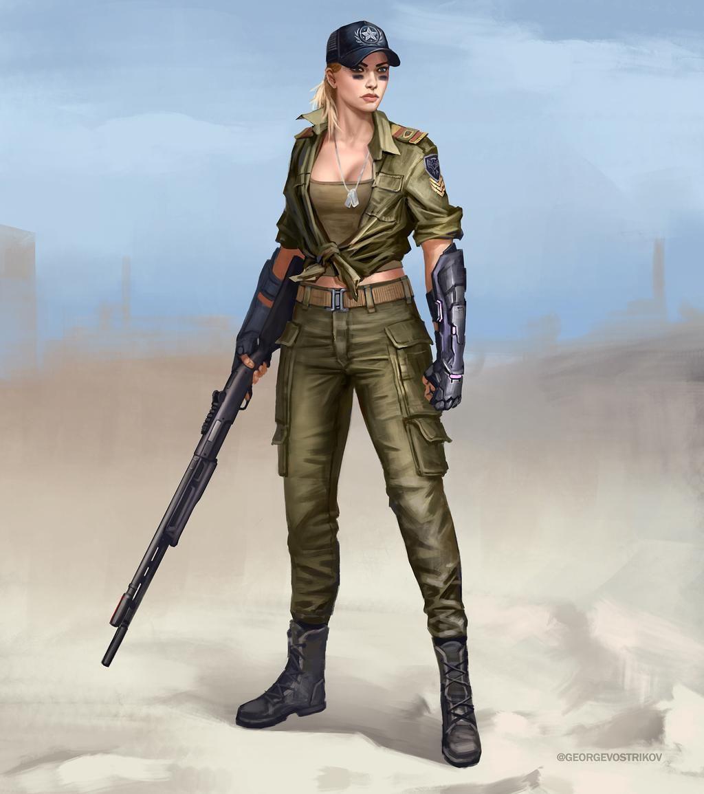Sonya Blade by ZabZarock | Sonya blade, Mortal kombat, Sonya