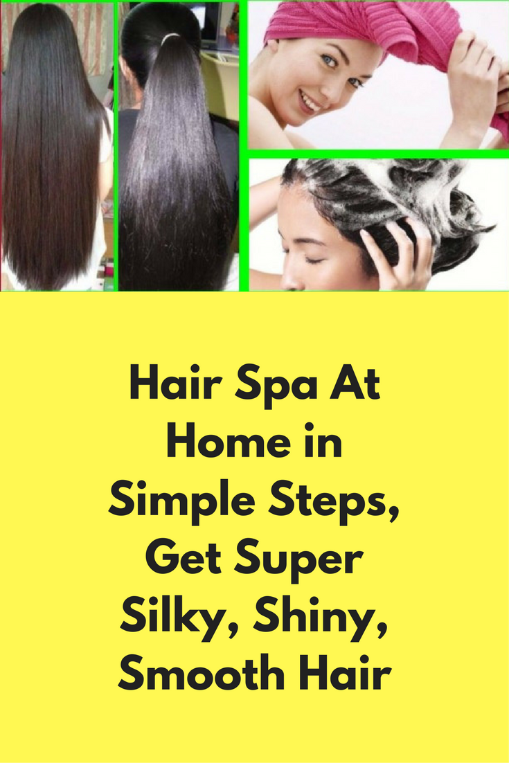 Masks for hair (for hair density) at home