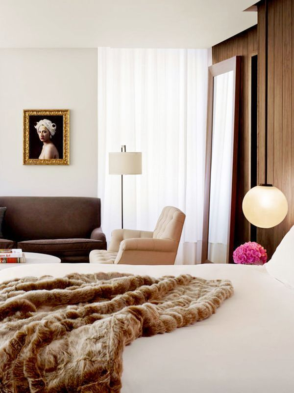 Soho House Shoreditch: London Calling: Behold The Best Hotels In The British