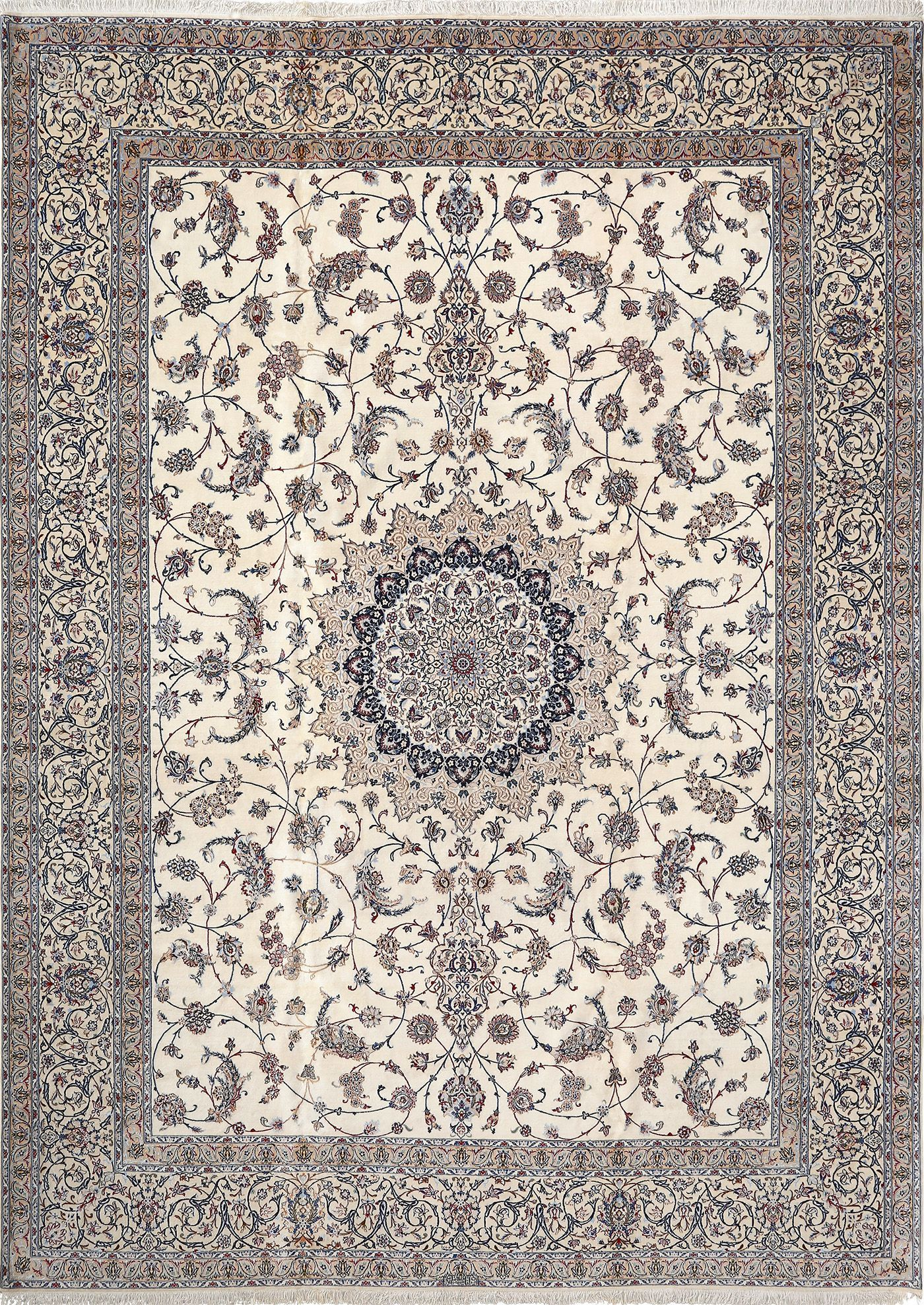 Very Fine Vintage Nain Persian Rug 51024 By Nazmiyal Rugs On Carpet Vintage Persian Rug Persian Rug