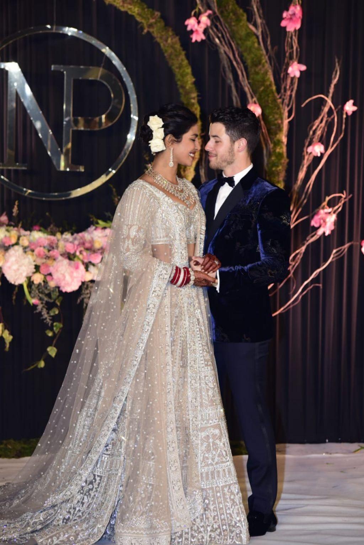 Nick Jonas And Priyanka Chopra Wedding Pictures Wedding Celebrity Priyanka Chopra Wedding Wedding Dresses Celebrity Wedding Dresses