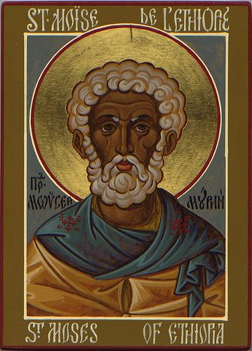 St. Moses of Ethiopia | Flickr - Photo Sharing!