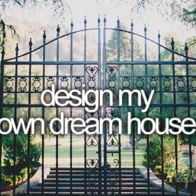 Design my dream home [ ]