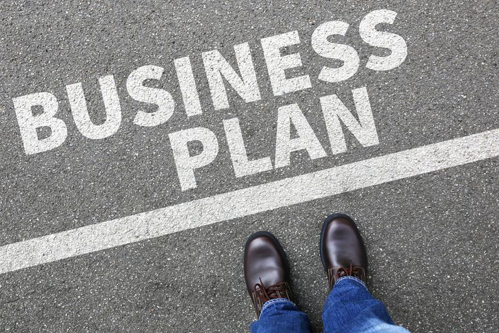 Business Plan Template For A Startup Business  Professional