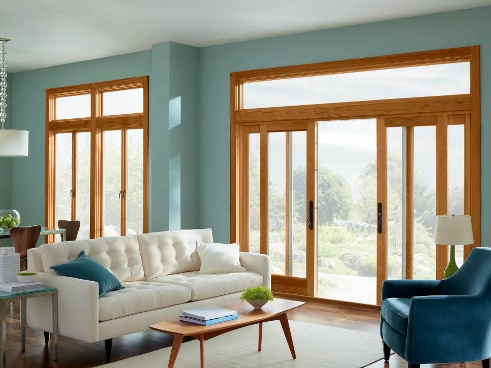 Robin S Egg Blue Color And Design Ideas Oak Wood Trim Oak Trim Paint Colors For Living Room