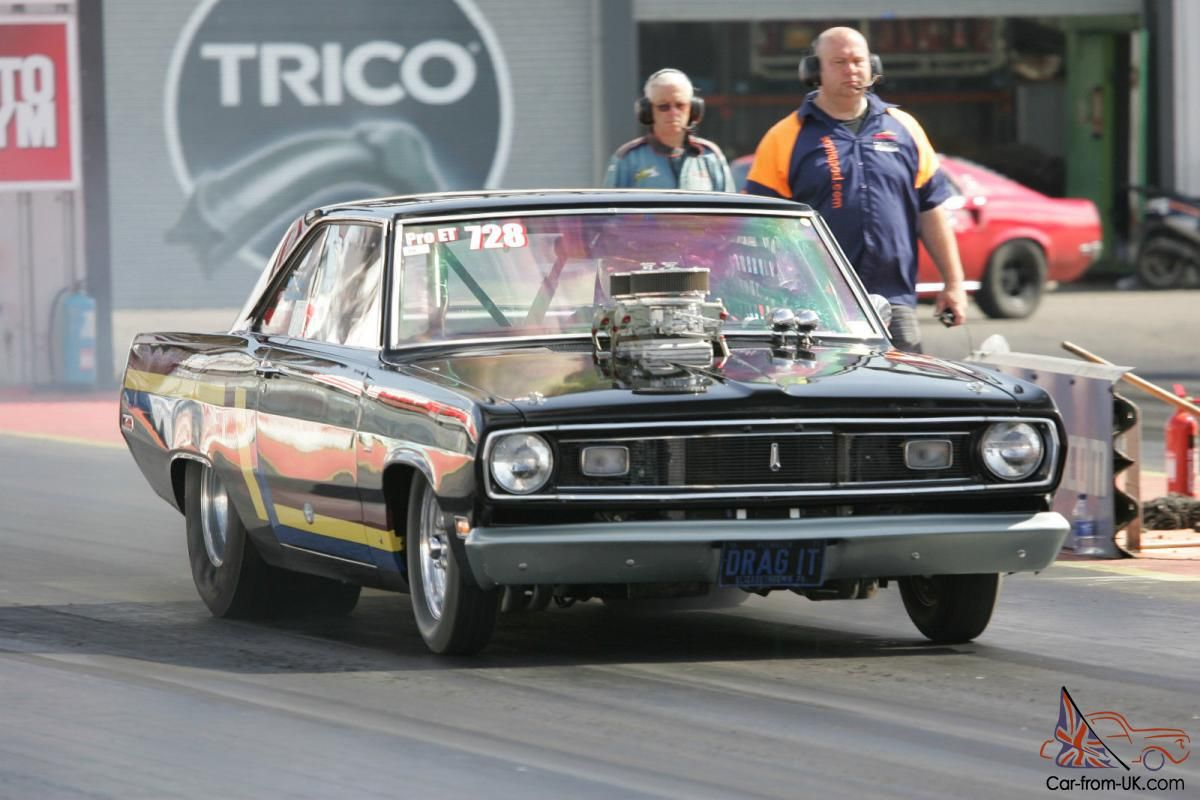 Plymouth Drag Cars | PLYMOUTH SCAMP drag car race car hot rod road ...
