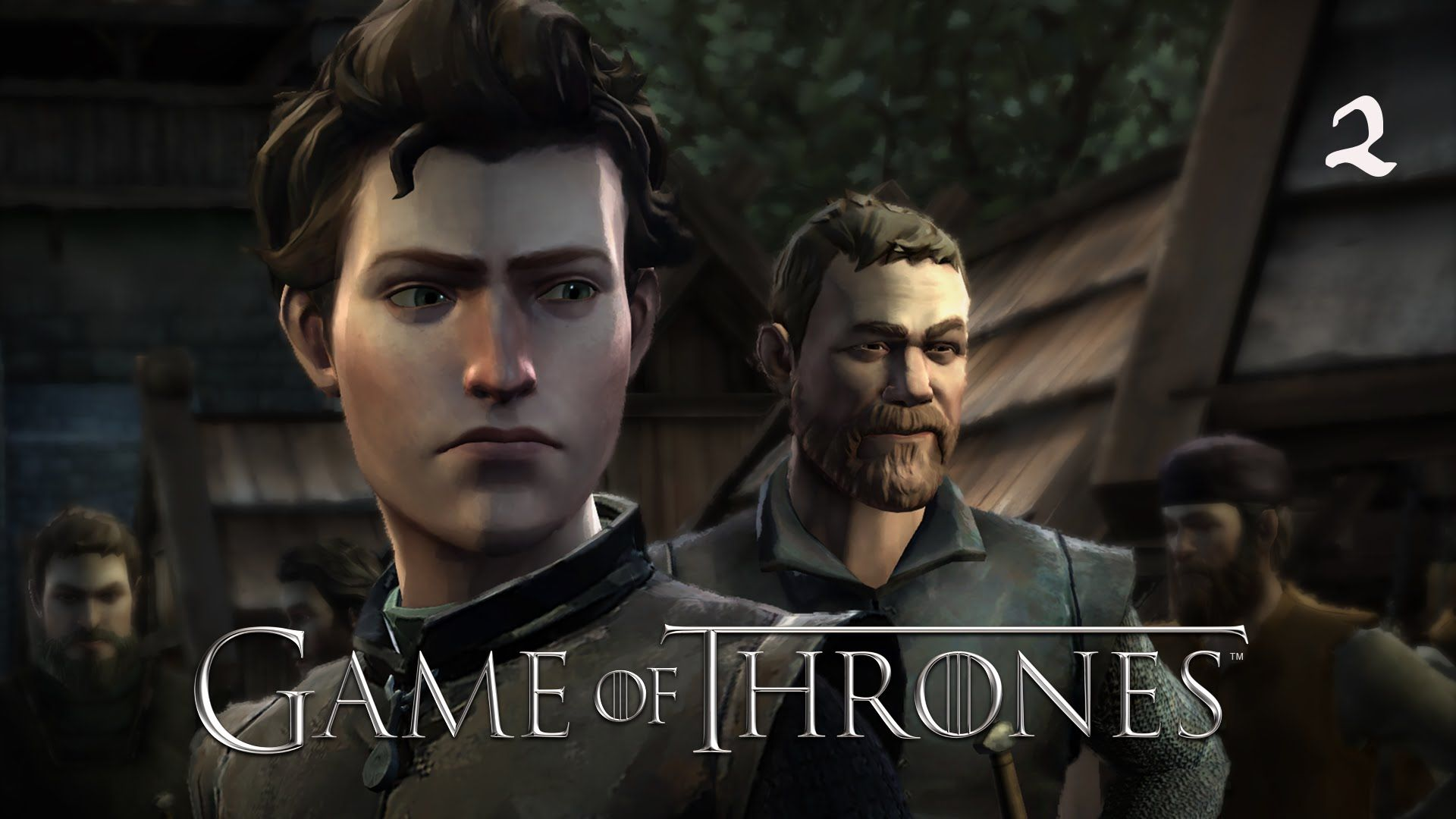 Game of Thrones - Telltale Games - Episode 1: Iron from Ice -  Part 2