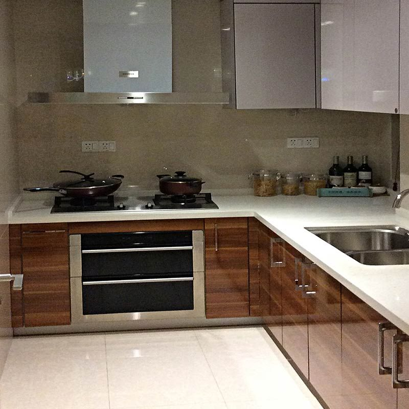 Contemporary Kitchencabinet Material Mdf Melamine Board Plywood Contemporary Kitchen Cabinets Kitchen Cabinets Contemporary Kitchen