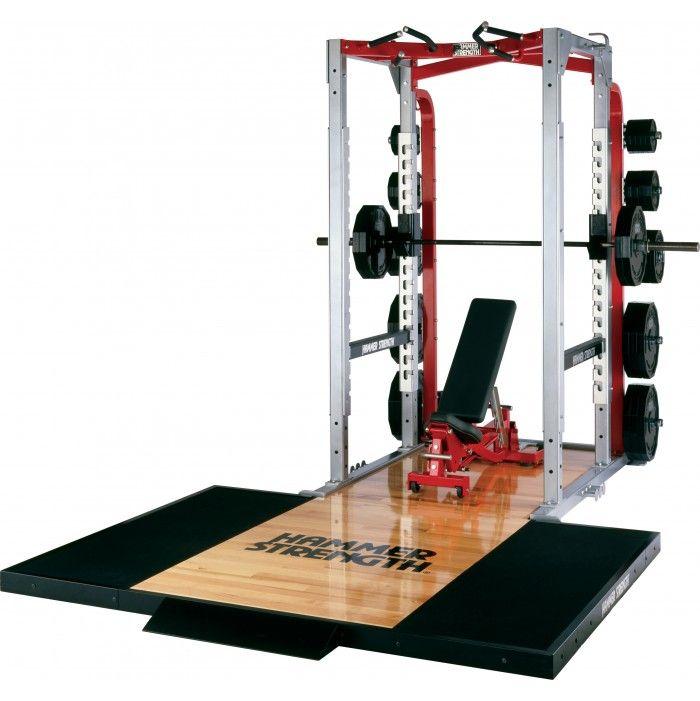 Hammer Strength Power Rack Google Search Home Gym