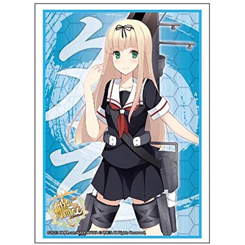 Yuudachi KanColle Anime Character Sleeves HG High Grade