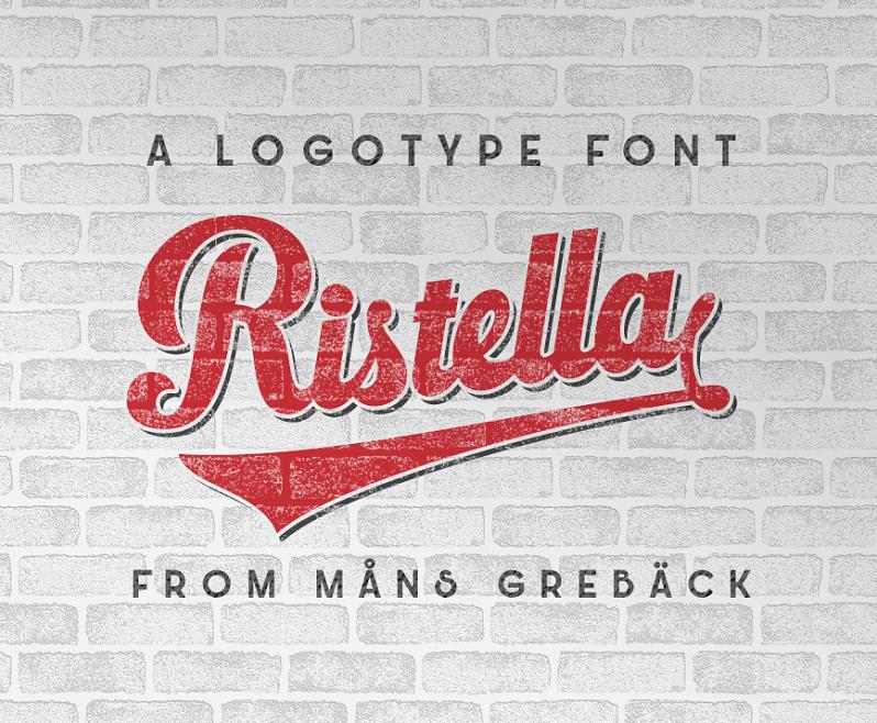 Ristella Font | dafont com | SCRIPT (handwriting
