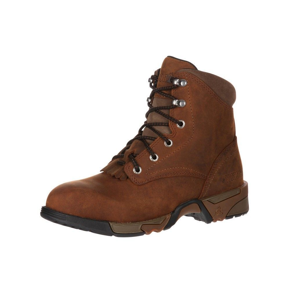 Rocky boots Women's Rocky brown leather
