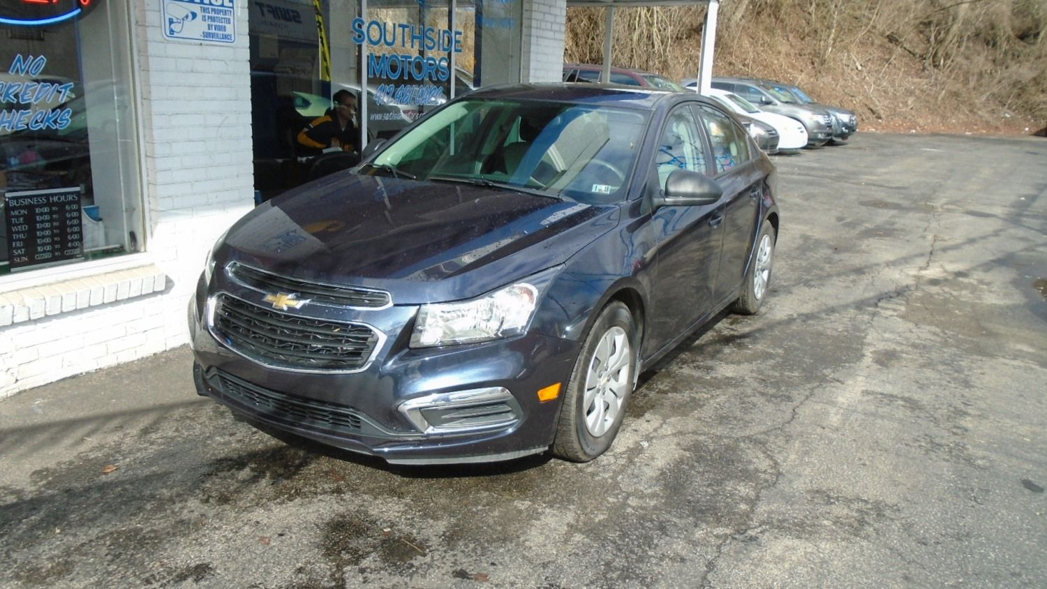 2016 Chevrolet Cruze Limited Ls Xm Bluetooth And Great Gas Mileage Car Finance Used Cars Latest Cars