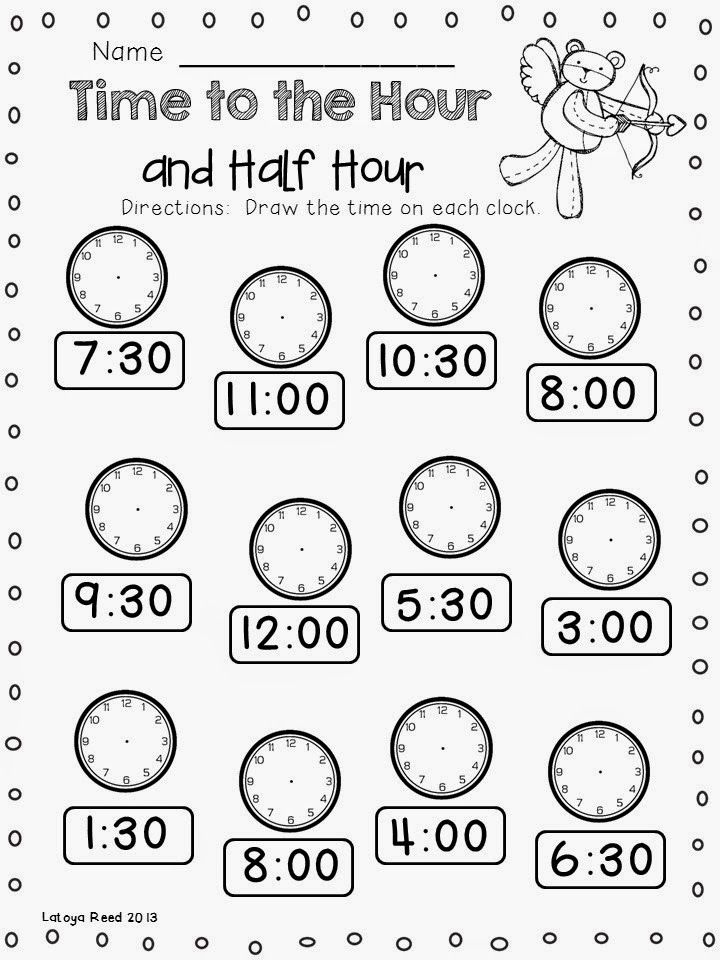 Flying into First Grade: Take a Closer Look: February