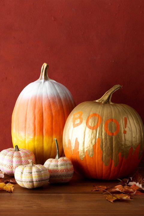 45+ Fun Pumpkin Painting Ideas That\u0027ll Make Your Porch a Standout