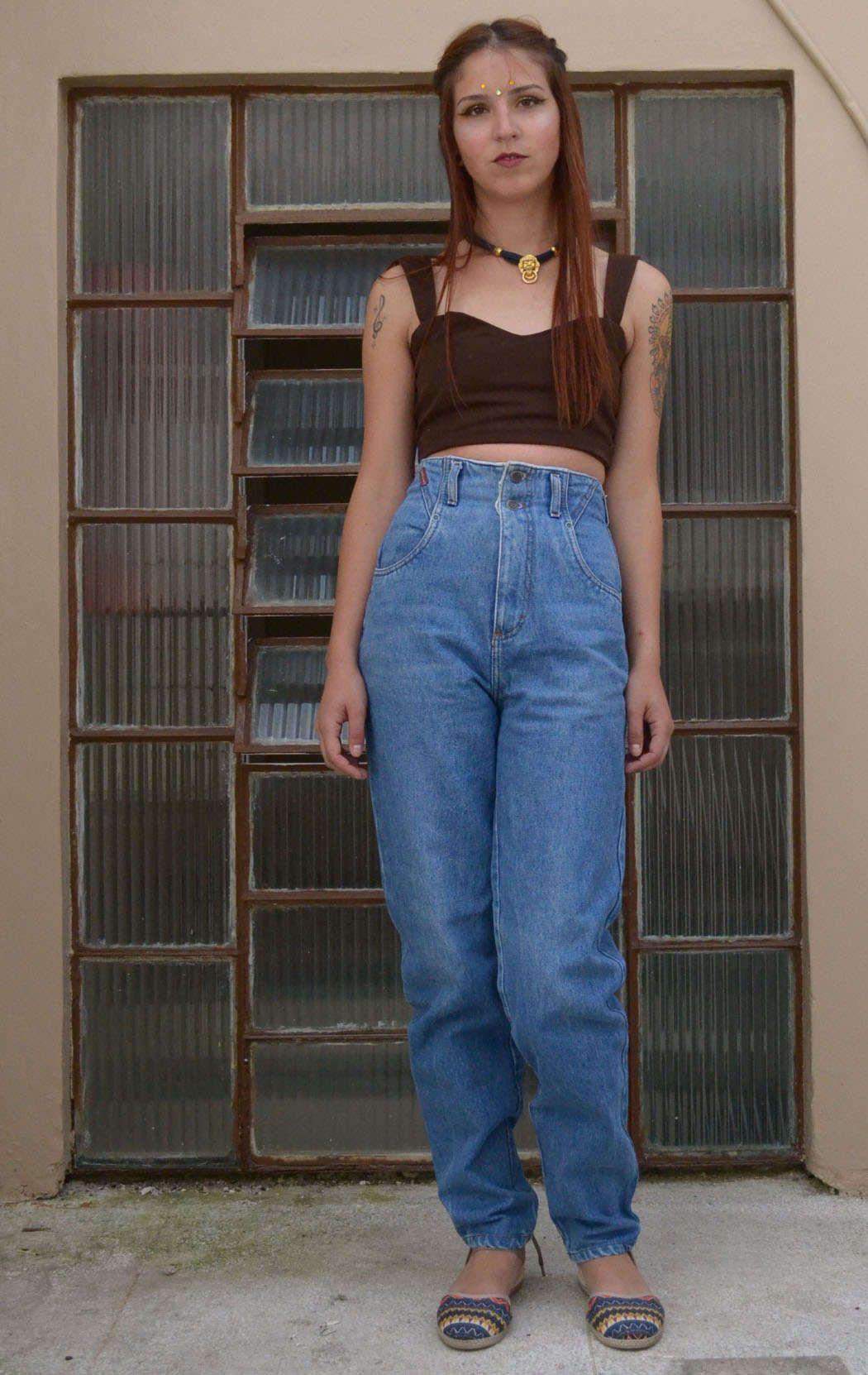 63c048df3725 Calça Jeans Cintura Alta – Damyller Vintage | cintura alta masc ...