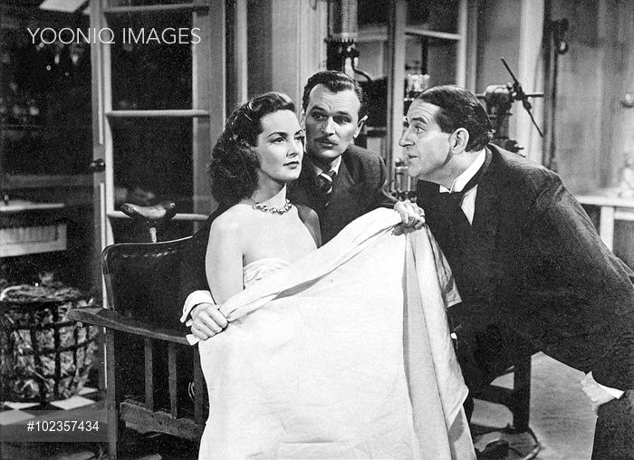 The Perfect Woman Patricia Roc Nigel Patrick Stanley Holloway