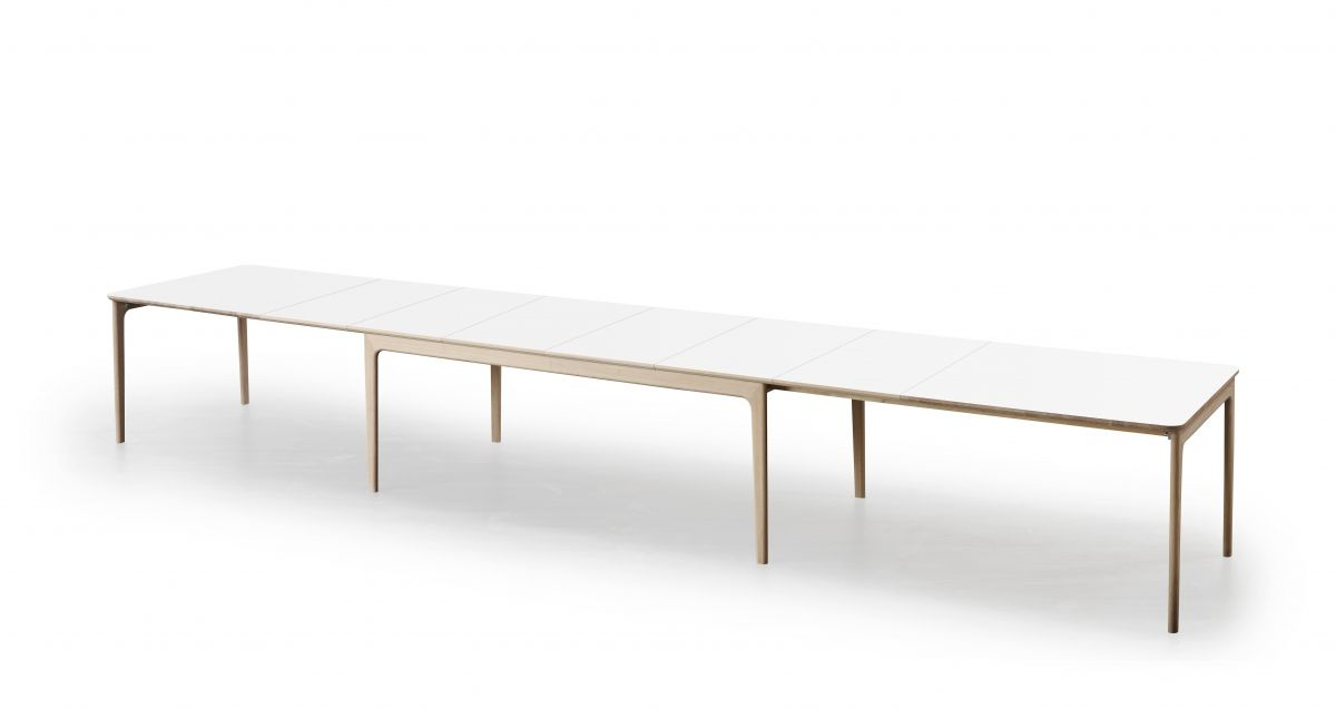 Skovby 27 Dining Table With Patent Pending Extension