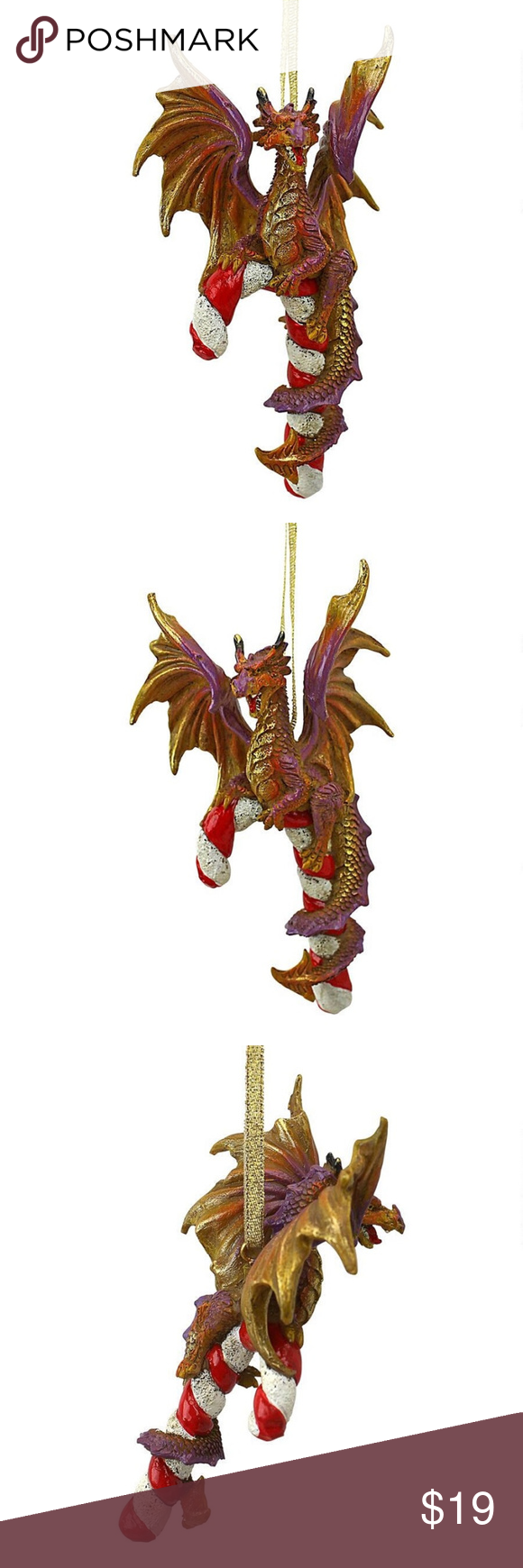 Cane and ABEL The Dragon 2017 Christmas Ornament ...