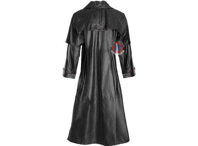 steam punk duster coats for men | PRODUCTS : Gents Long Coat ...