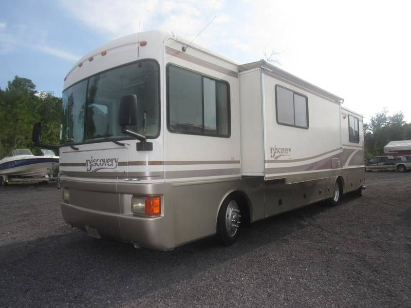 1998 Fleetwood Discovery For Sale Jacksonville Fl Rvt Com Classifieds Fleetwood Discovery Diesel For Sale Rv For Sale